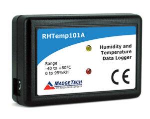 RHTemp101A - Datenlogger zur Aufzeichnung vonTemperatur, Feuchte