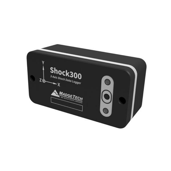 Shock300 - Dreiachsiger Datenlogger Beschleunigung