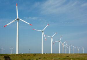 Überwachung von Windkraftanlagen
