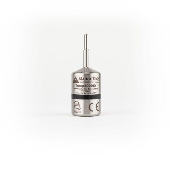 TEMP1000EX Temperaturlogger mit ATEX Zertifizierung
