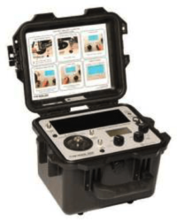 TMS-9110D Portabler Schwingungskalibrator