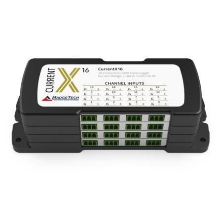 CurrentX - Datenlogger für Strom