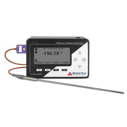 LNDS – Datenlogger für tiefe Temperaturen mit Display