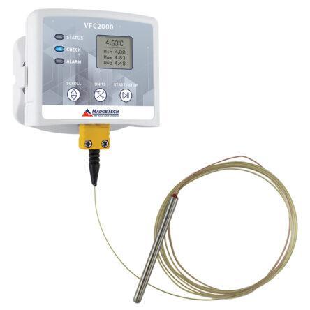 VFC2000 – Temperatur- Datenlogger zur Impfstoffüberwachung