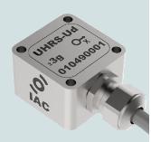 IAC-UHRS Sensor zur seismischen Überwachung