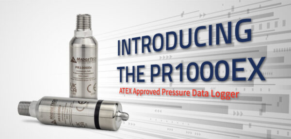 PR1000EX Druckdatenlogger, ATEX